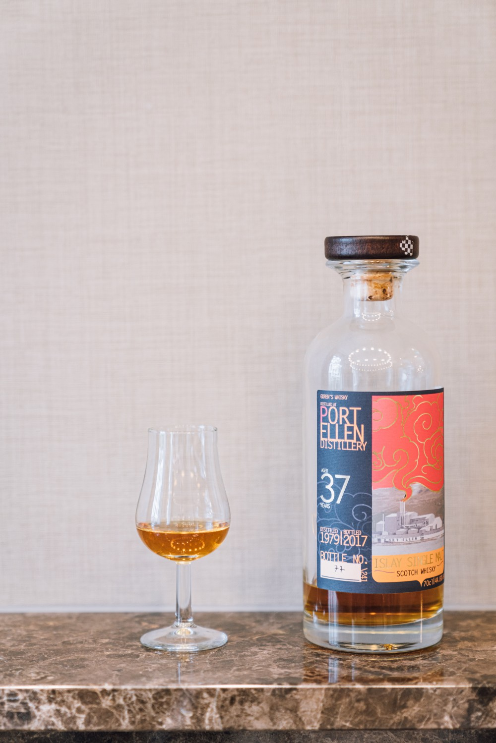 Port Ellen 37 years old