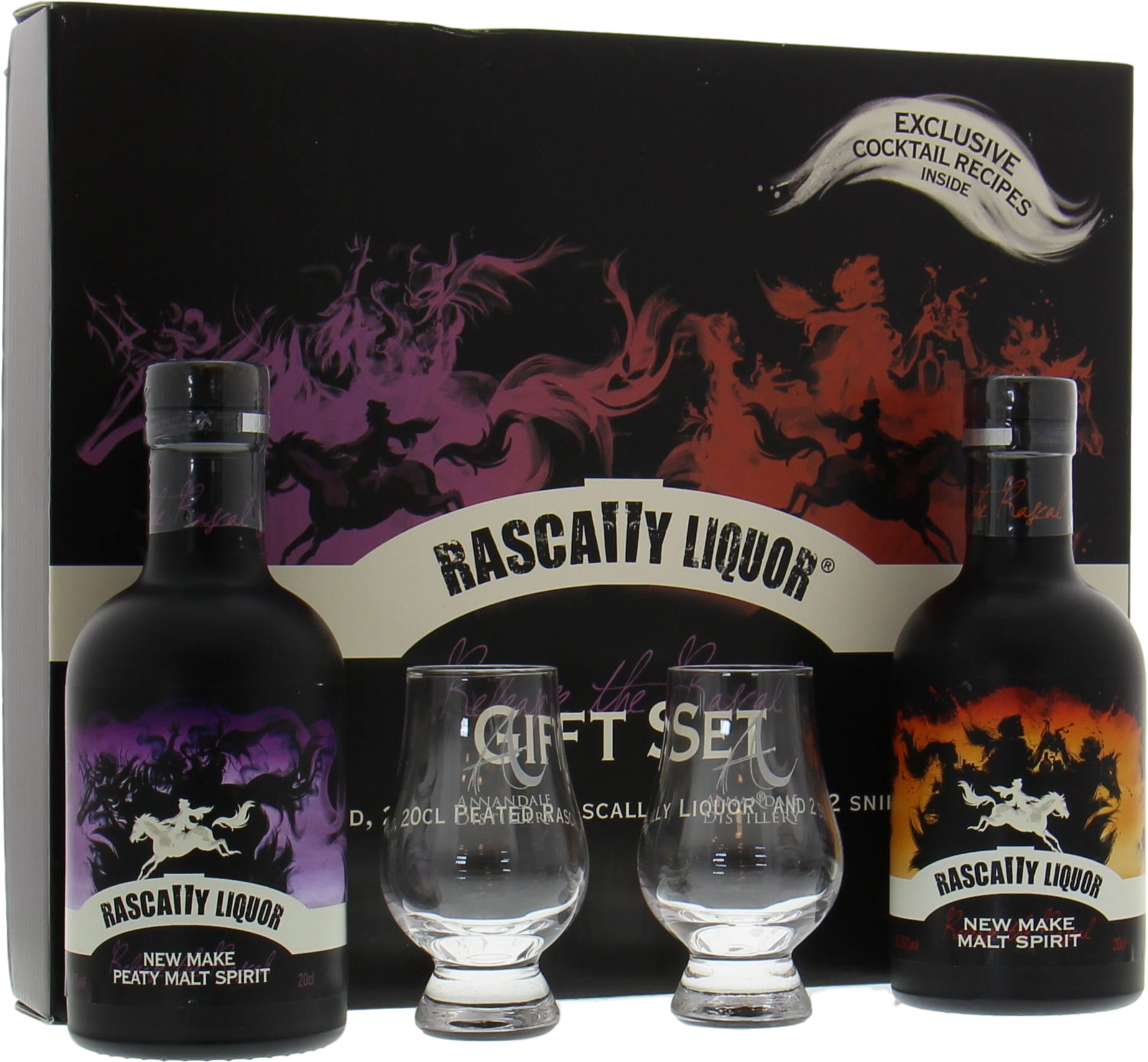 Annandale - Rascally Liquor Gift Set 63.5% NAS