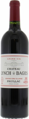 Chateau Lynch Bages - Chateau Lynch Bages 2016