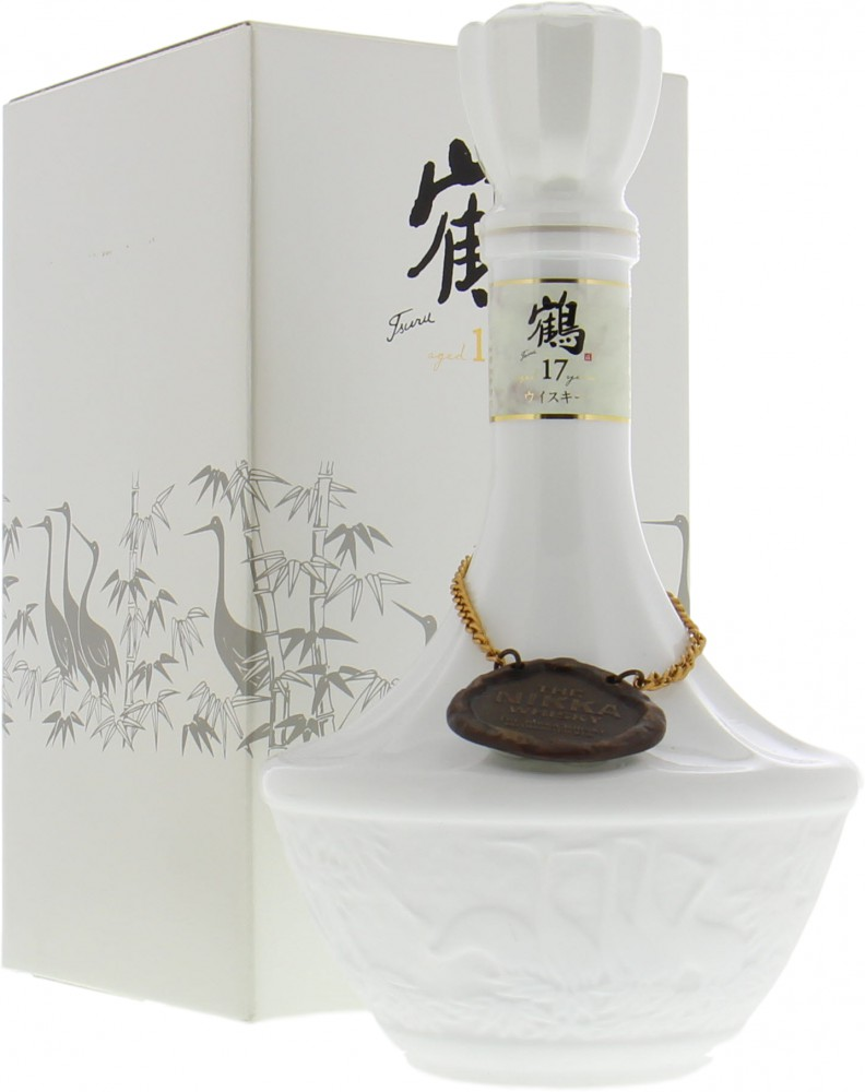 Nikka -  Tsuru Ceramic 17 Years Old 43% NV