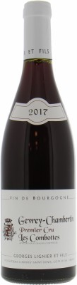 Georges Lignier - Gevrey Chambertin Les Combottes 2017