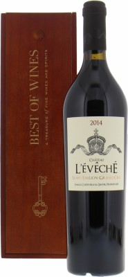 Wine gift - Gift set L'Eveche 2014 NV