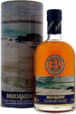 Bruichladdich  - 35 Years Old Legacy Series III 40.7% 1968