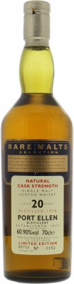 20 Years Old Rare Malts Selection 60.9%Port Ellen -