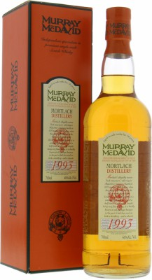 Mortlach - 10 Years Old Murray McDavid Strength Cask 301453 57.6% 1993