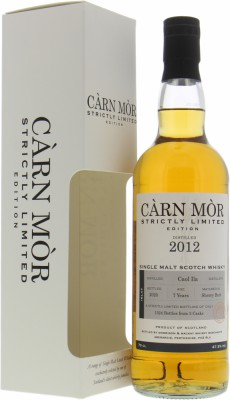 Caol Ila - 7 Years Old Càrn Mòr Strictly Limited 47.5% 2012