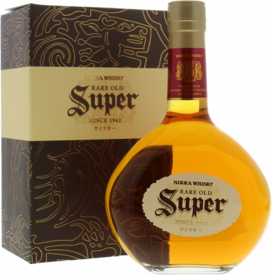 Nikka - Super Rare Old 43% NV