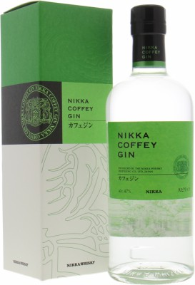 Nikka - Coffey Gin 47% NV