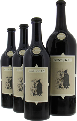 Sine Qua Non - Next of Kyn II (3 btls & 1 Magnum collection) 2008