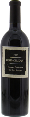 Red Hills Lake County Red Hills VineyardDerenoncourt  -