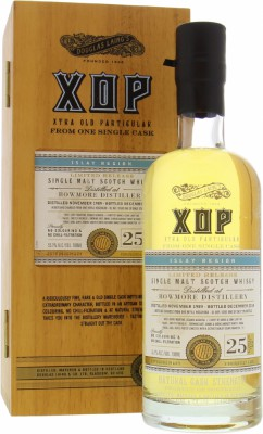 25 years Old Douglas Laing XOP Cask DL10581 55.1% Bowmore -