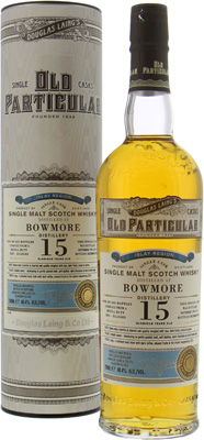 Bowmore - 15 Years Old Douglas Laing Cask:DL10583 48.4% 1999